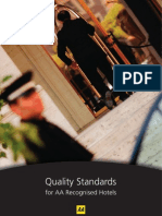 AA Hotel Quality Standards Brochure[1]