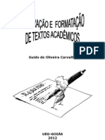Elaboração e Formatacao de Trabalhos Academicos_book_v2012