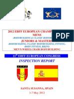 2012 Euro M and JM Santa Susanna 2-1