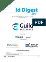 Guild Digest 2011