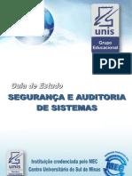 Seguranca e Auditoria de Sistemas