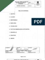 GCF-PR-020 Manejo del Carro de Paro de Reanimación Básica y Avanzada