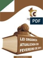 Lei Organica TCE - Vigente