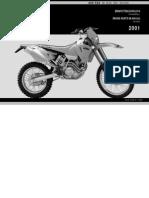 KTM520EXC Ersatzteilekatalog