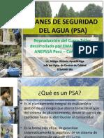 Planes de Seguridad del Agua - Capacitacion para SEDAPAR SRL