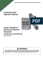 Jandy AquaPure Manual