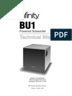 BU1 Technical Manual