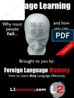 Language Learning Why Most Fail and How You Can Succeed