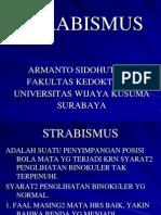 KULIAH 10 STRABISMUS
