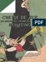 Alexei Tolstoi - Cheita de Aur - Buratino