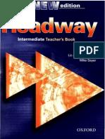 New Headway - Intermediate - Teacher's Book