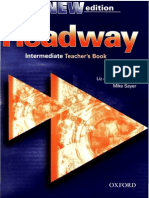 New Headway - Intermediate - Teacher's Book