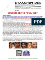 Superstition 01-Drishti or the Evil Eye