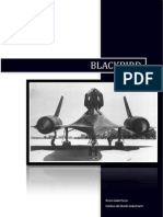 Lockheed Sr-71 (Ultimo)