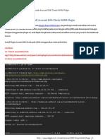 Install Account DNS Check WHM Plugin