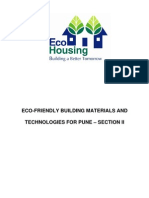 Eco Friendly Building Materials Section2