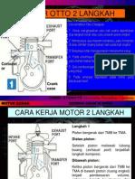 Motor Bensin i Otto 2 Langkah