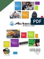 Computo Actek Catalogo 2012 Accesorios www.Logantech.com.mx Mérida, Yuc.