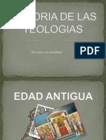 Historia de Las Teologias - Emanuel Fasuto Castro
