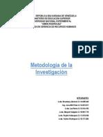 Metodologia de La Investigacion II Trabajo