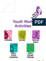 Youth Work Activities