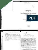 36946603 a Garcia Manual de Historia Del Derecho Espaol