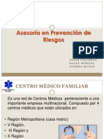 PPT 3 Centro médico