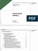 V5R16 Detail Drafting Exercise Guide