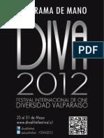 Programa Oficial- DIVA