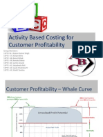 Activity Based Costing for Customer Profitability_rks_v1.0