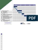 Cronograma de implantacao