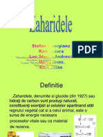 Grupa 2 - Zaharidele