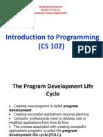 Lecture 3 Problem Solving