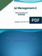 Lecture 2(Ch7) - NCBA&E