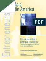 Libro BID Entrepreneurship