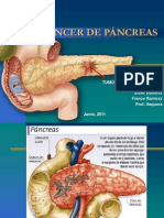 Cancer de Pancreas..
