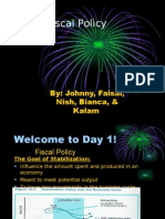 Fiscal Policy Ppt(1)