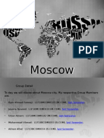 History of Moscow - Presentation