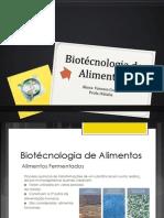 Biotécnologia de Alimentos