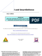 Checkpoint NGX Firewall and Smart Defense