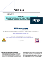 Checkpoint NGX QoS User Guide