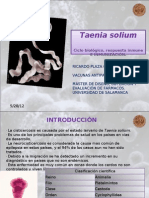 Taenia solium