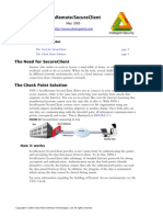 Checkpoint NGX Secure Mote Secure Client User Guide