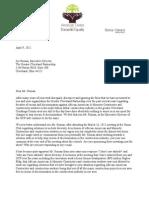Letter to Joe Roman