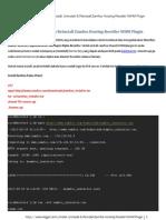 Install, Uninstall & Reinstall Zamfoo Hosting Reseller WHM Plugin