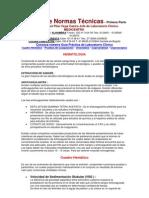 Manual de Normas Técnicas
