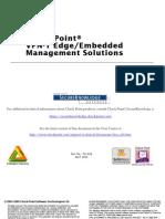 VPN 1 Edge Embedded Management