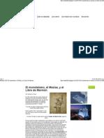 Estudios SUD_ El monoteísmo, el Mesías, y el Libro de Mormón