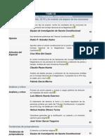 Gaceta Constitucional. -- Nº 50 (feb. 2012)