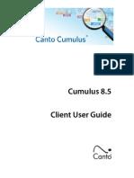 Cumulus User 852 Z